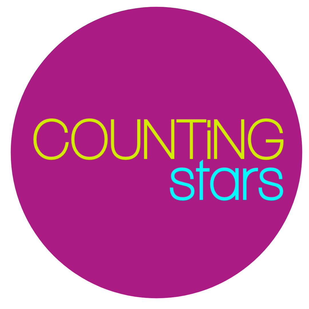 Counting Stars Digital Logo