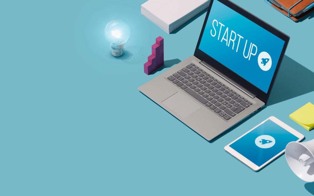Launching a start-up business